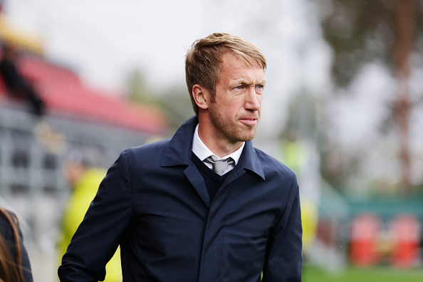 Graham Potter makes move to Swansea