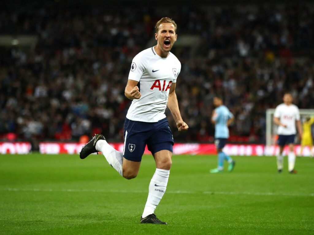 Harry Kane puts Spurs through to the Champions League