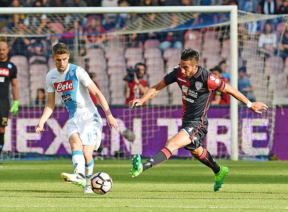 Jorginho of Naples a target for Liverpool