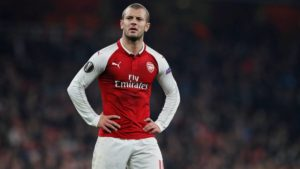 Jack Wilshere has spent his entire career at Arsenal, but could be forced to leave this summer.