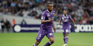 Issa Diop of Toulouse close to joining West Ham