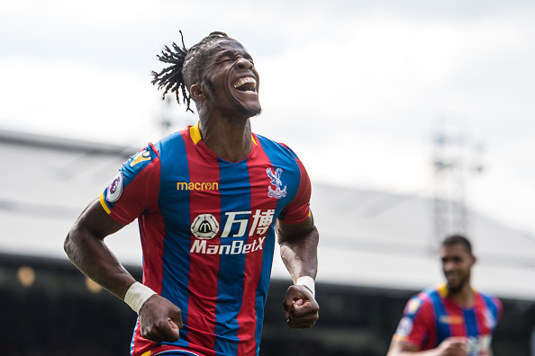Wilfried Zaha could on the move