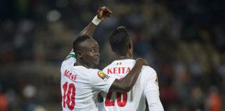 Sadio Mané for Senegal