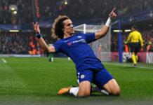 David Luiz in Gunners sights