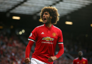 Marouane Fellaini has signed a new contract with Manchester United till 2020, with the option to extend for a further year.