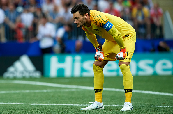 Hugo Lloris faces losing his captaincy