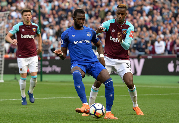 Yannick Bolasie on the move again