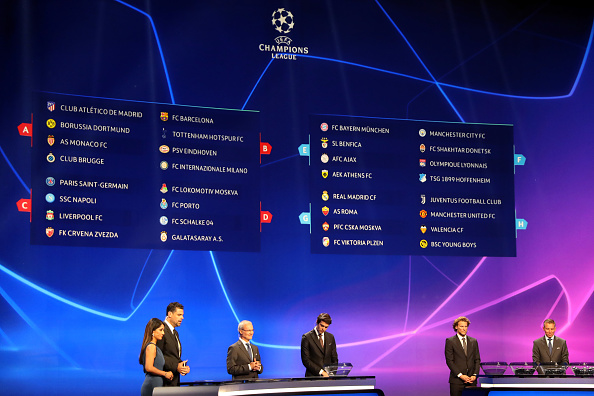 Champions League Group Stage Predictions 2018/19 - Last Word