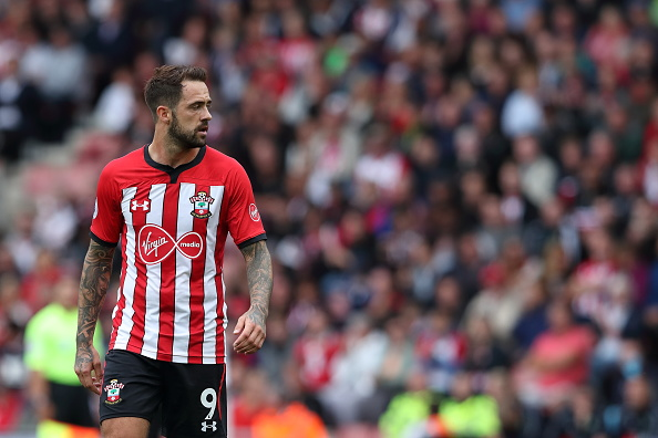 Image result for Danny Ings - Southampton