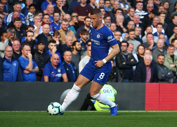 detailed look 69025 6eecd Should Ross Barkley Be Starting for Chelsea? - Last Word on ...