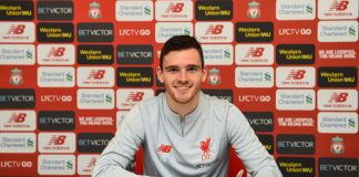 Robertson contract