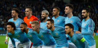 Betting Favourites Manchester City