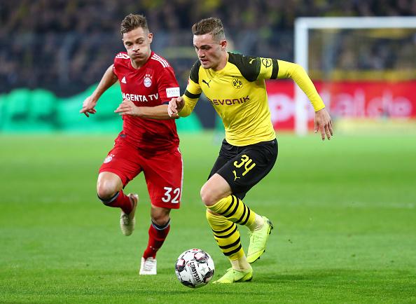 TRỰC TIẾP: Bayern Munich vs Borussia Dortmund - Vòng 11 Bundesliga 2019/20 (0h30 - 10/11)