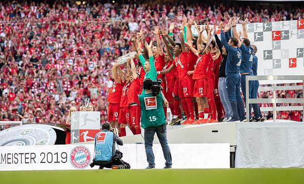 Bayern Munich season review