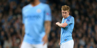 Manchester City struggle