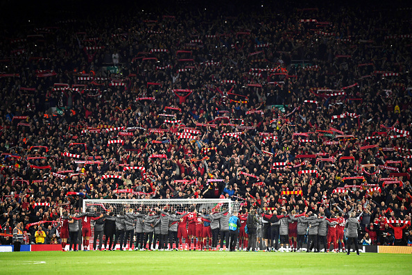 Song in Football: How You'll Never Walk Alone and Others