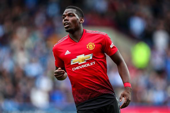 Paul Pogba Transfer Rumours