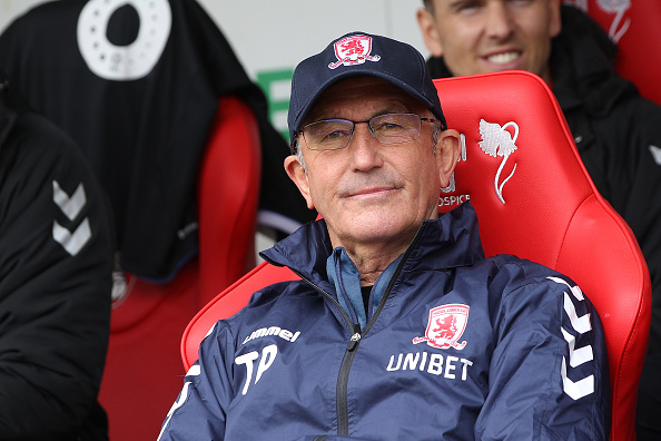 Tony Pulis Sacked by Middlesbrough After 16 Months