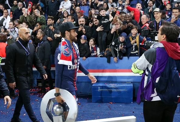 Neymar transfer rumours