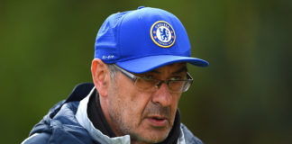 Maurizio Sarri transfer ban