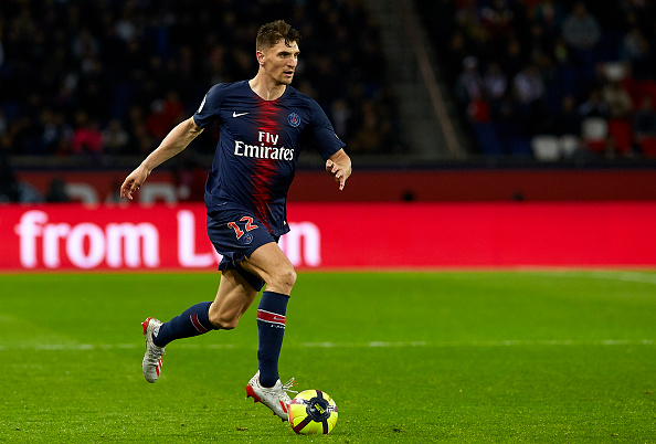 Thomas Meunier transfer rumours