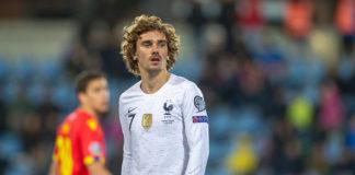 Antoine Griezmann transfer rumours