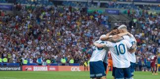 Copa America semi-finals