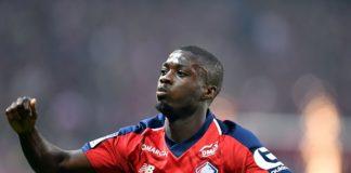 Nicolas Pepe transfer rumours