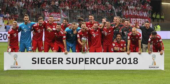 2019 DFL Supercup Preview: Bayern Munich v Borussia ...