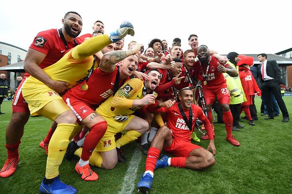 Leyton Orient's season
