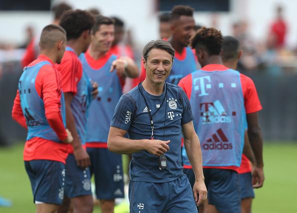 Bayern Munich Season