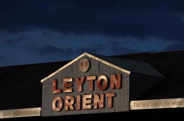 Ross Embleton's Leyton Orient