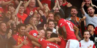 Manchester United momentum