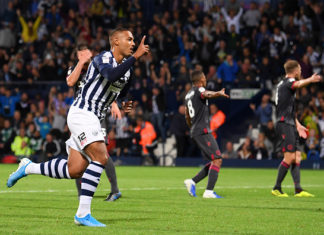 Resilient West Bromwich Albion