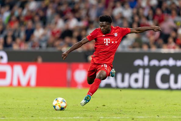Bayern Munich Winger