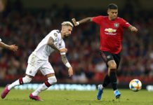 Manchester United Marcus Rojo