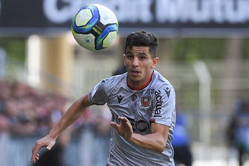 Nice defender Youcef Atal