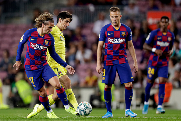 Barcelona worst start