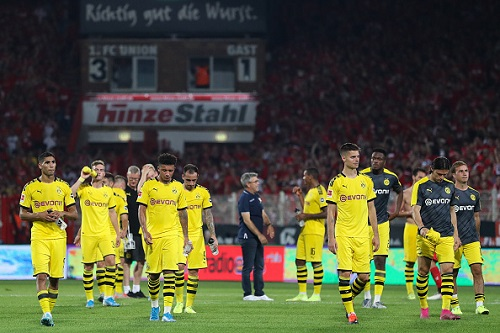 Dortmund Union Berlin
