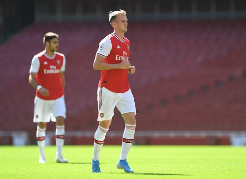 Arsenal Injury Update Rob Holding Available