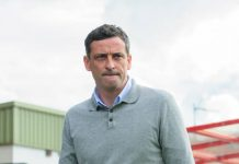 Jack Ross Manager