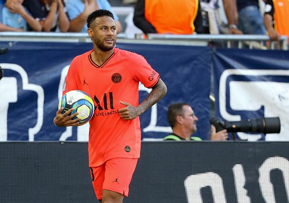super popular 56dd8 77c11 Neymar Set for Paris Saint-Germain Return and Ligue 1 ...