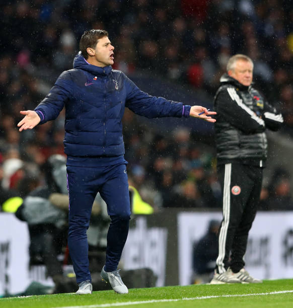 Sacking Mauricio Pochettino