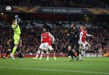 Arsenal Vitoria Guimaraes