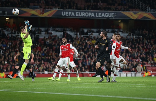 Arsenal Vitoria Guimaraes
