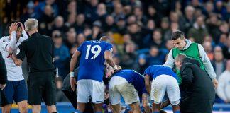 Everton and Tottenham Hotspur