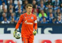 Alexander Nubel Bayern Munich