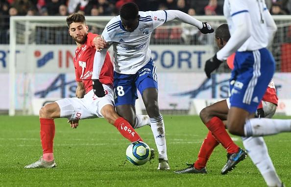 Image result for Montpellier vs Brest