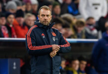 Hansi Flick Bayern Munich