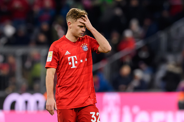 Bayern Munich Winter Transfers